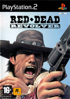 Red Dead Revolver Cover EU