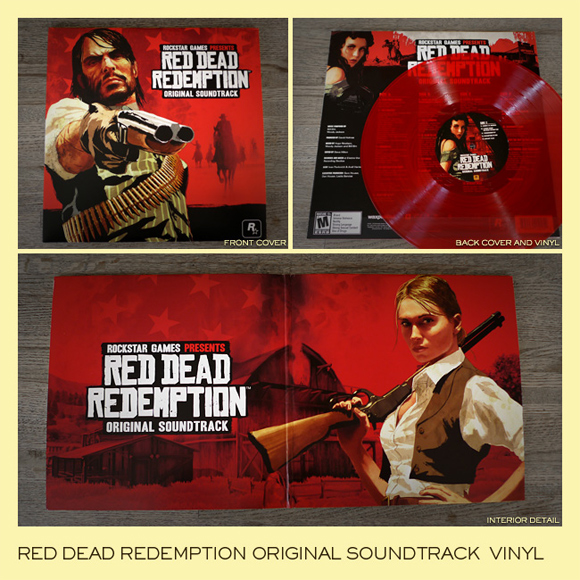 Undead Nightmare Soundtrack kommt + Vinyl-Version vom